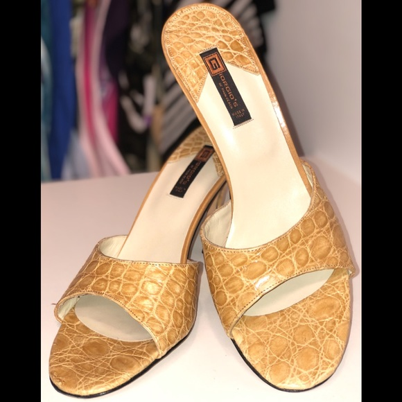 Giorgio's of Palm Beach Shoes - • NEW • Giorgio's of Palm Beach